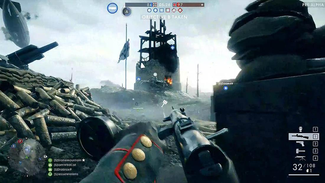 نقد و بررسی بازی Battlefield 1 برای Xbox One 04