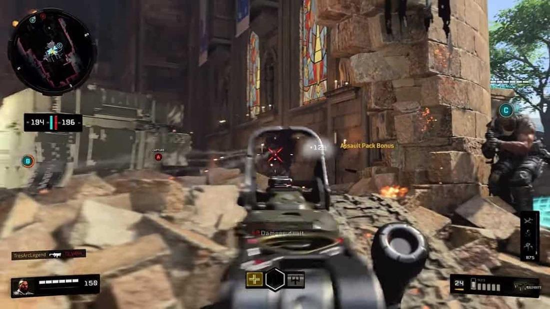 تصاویری از گیم پلی بازی Call Of Duty: Black Ops 4 برای Xbox One 06