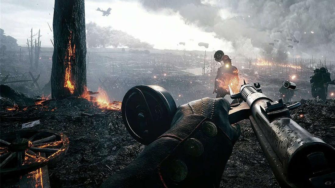 نقد و بررسی بازی Battlefield 1 برای Xbox One 03
