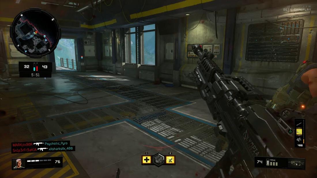 تصاویری از گیم پلی بازی Call Of Duty: Black Ops 4 برای Xbox One 05