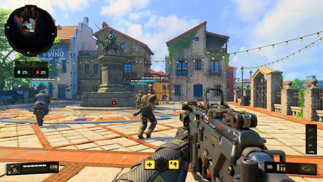 تصاویری از گیم پلی بازی Call Of Duty: Black Ops 4 برای Xbox One 04