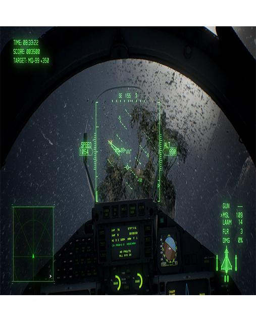 تصویر بازی Ace Combat 7 Skies Unknown برای Ps4 03