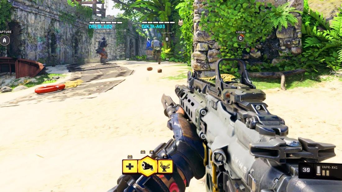 تصاویری از گیم پلی بازی Call Of Duty: Black Ops 4 برای Xbox One 02