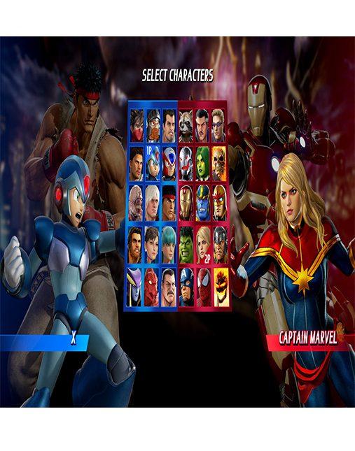 تصویر خرید بازی Marvel Vs Capcom Infinite برای Ps4 02