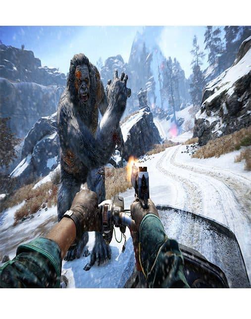 تصویر بازی Far Cry 4 و Far Cry Primal برای Ps4 02