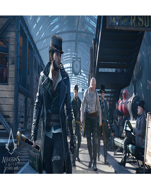تصویر بازی Assassin's Creed Syndicate برای Ps4 03