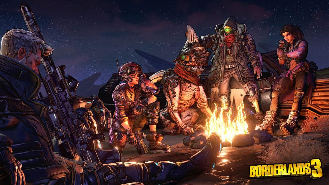 نقد و بررسی بازی Borderlands 3 برای Xbox One 01