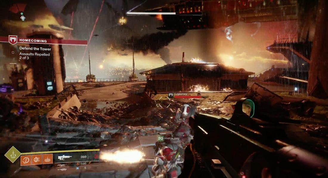 تصویر معرفی بازی Destiny 2 برای Xbox One 04
