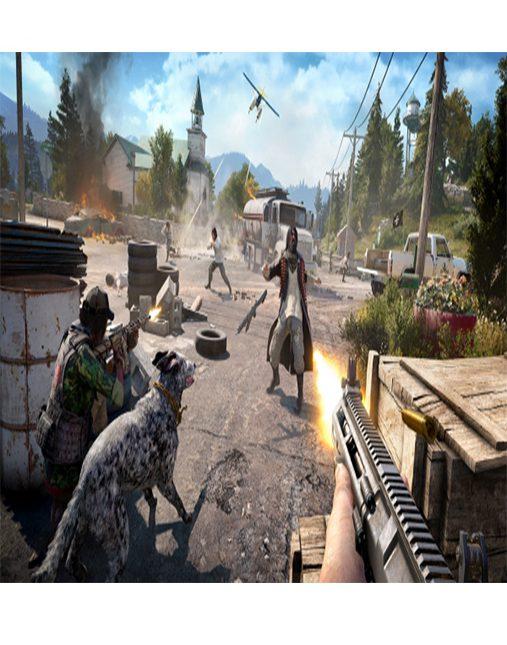 تصویر بازی Far Cry 5 برای Ps4 03