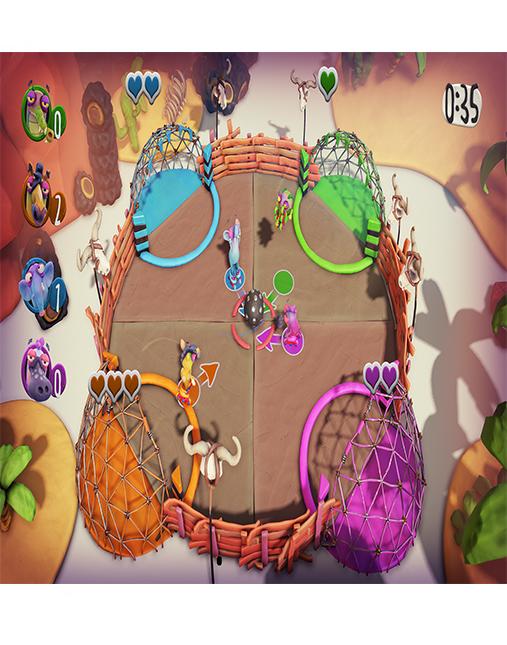 تصویر بازی Frantics برای Ps4 01