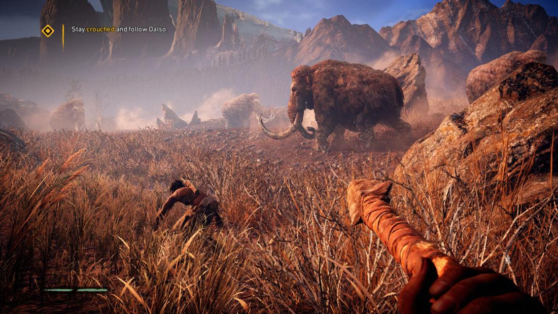 تصویر تصویر نقد و بررسی بازی Far Cry Primal برای Xbox One 02