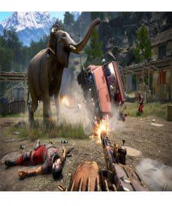 تصویر بازی Far Cry 4 و Far Cry Primal برای Ps4 01