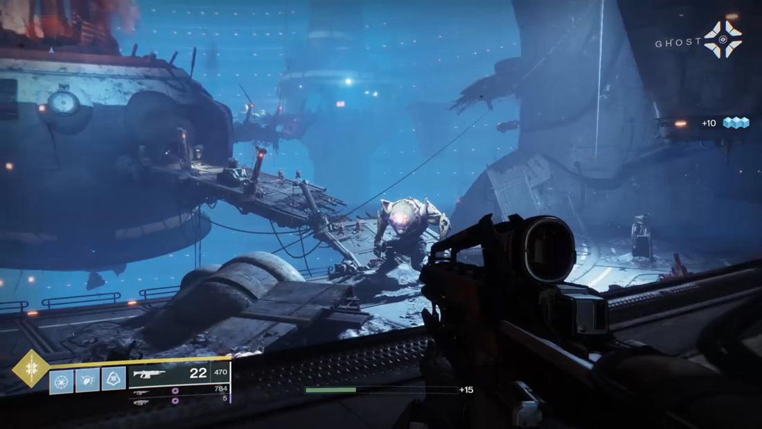 تصویر معرفی بازی Destiny 2 برای Xbox One 02