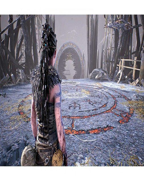 تصویر بازی Hellblade: Senua's Sacrifice برای Ps4 - کارکرده 01