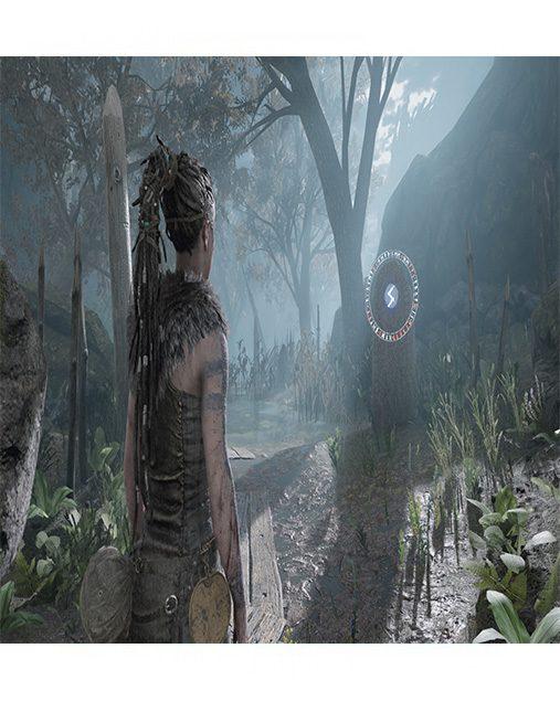 تصویر بازی Hellblade: Senua's Sacrifice برای Ps4 - کارکرده 03