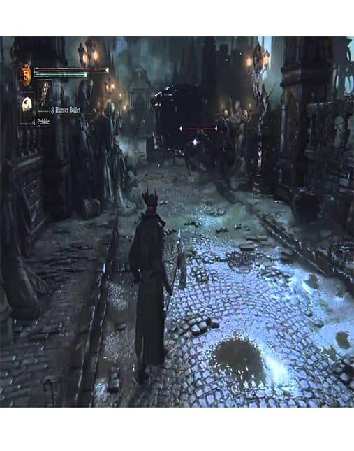 تصویر بازی Bloodborne Game Of The Year Edition برای Ps4 02