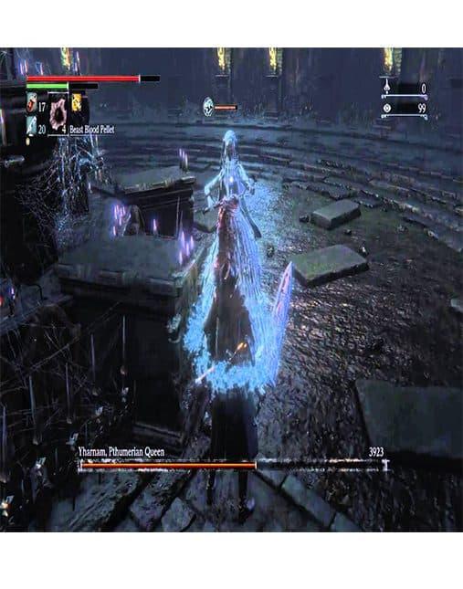 تصویر بازی Bloodborne Game Of The Year Edition برای Ps4 03