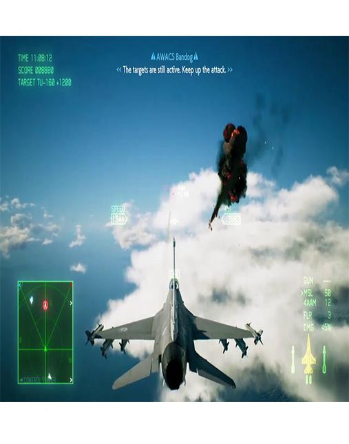 تصویر بازی Ace Combat 7 Skies Unknown برای Ps4 01