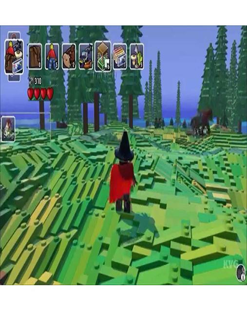تصویر بازی Lego Worlds برای Ps4 01