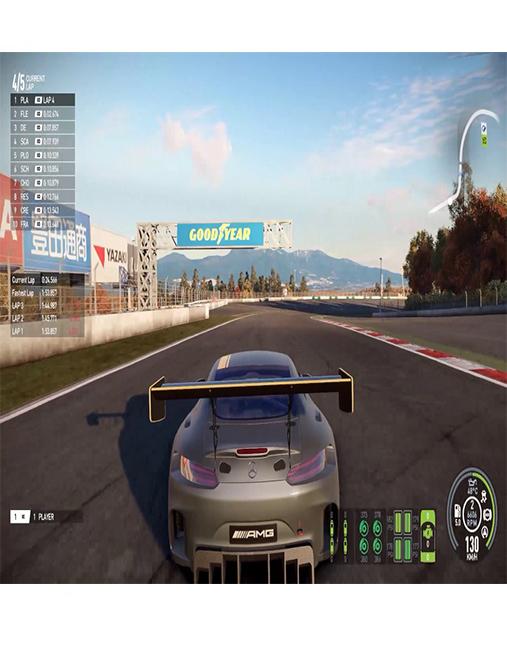 تصویر بازی Project Cars 2 برای Ps4 01