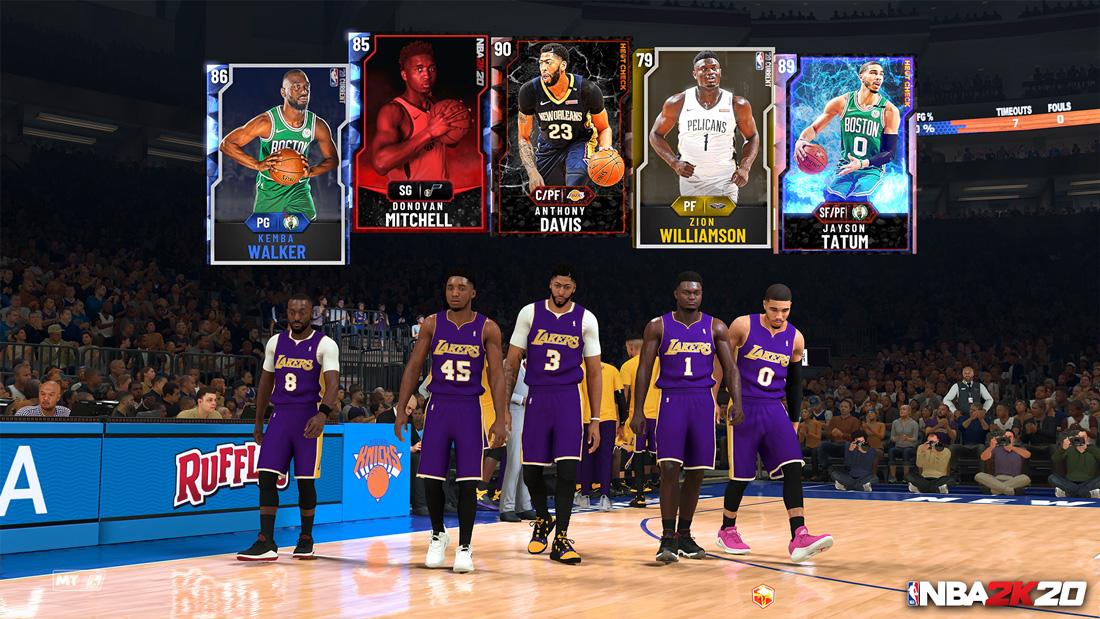 تصویر نقد و بررسی بازی NBA 2K20 برای Xbox One 02