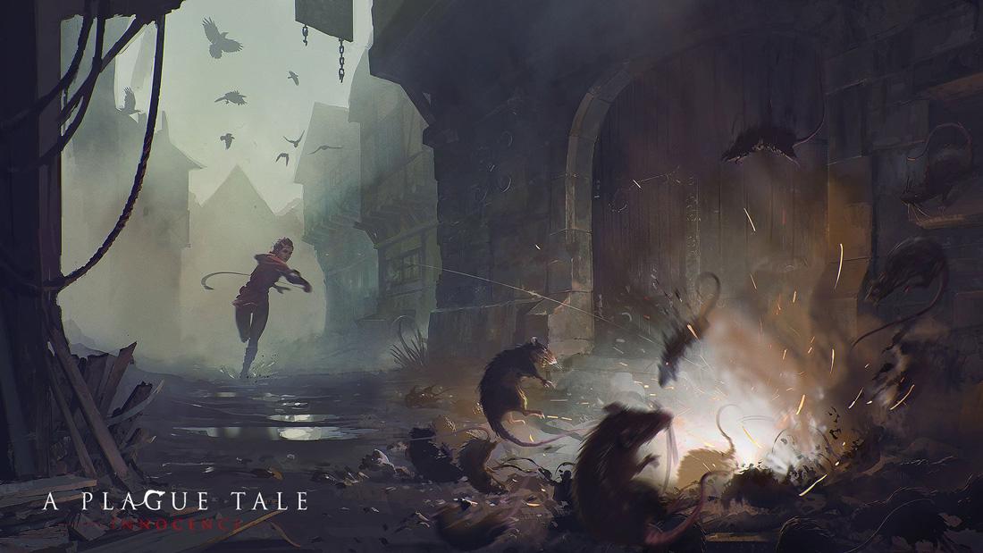 تصویر نقد و بررسی بازی A PLAGUE TALE: INNOCENCE برای Xbox One 01