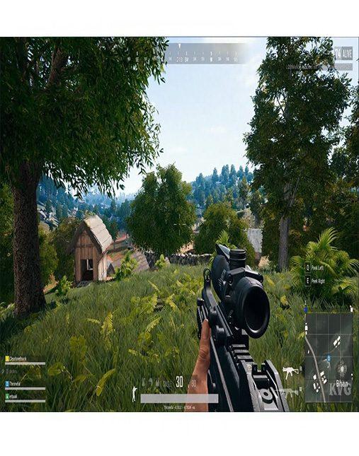 تصویر بازی Pubg برای Ps4 - کارکرده 03