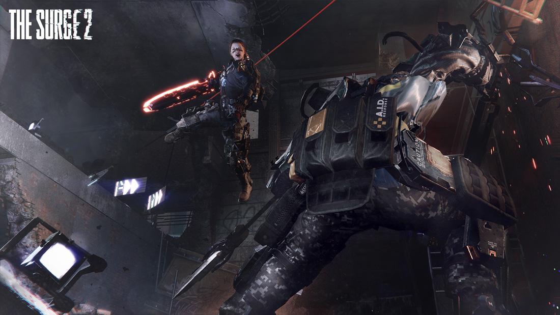 تصویر نقد و بررسی بازی The Surge 2 برای PS4 02