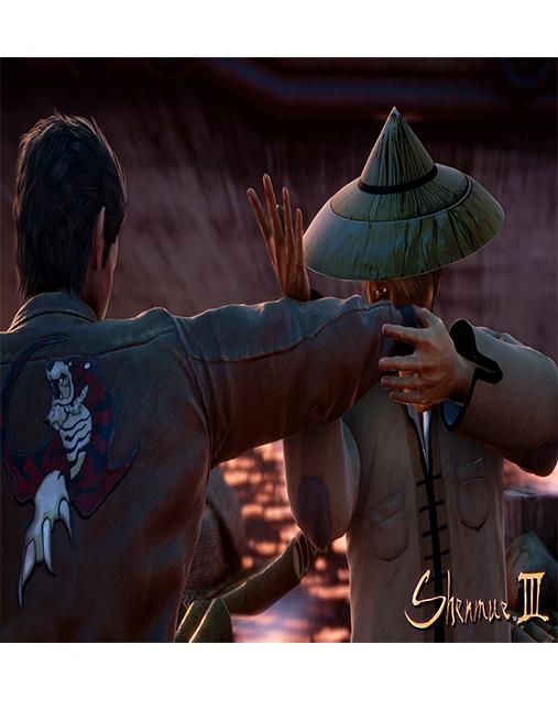 تصویر بازی Shenmue 3 برای Ps4 02