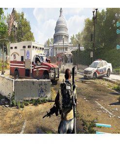 تصویر بازی Tom Clancy's The Division 2 برای Ps4 - کارکرده 01