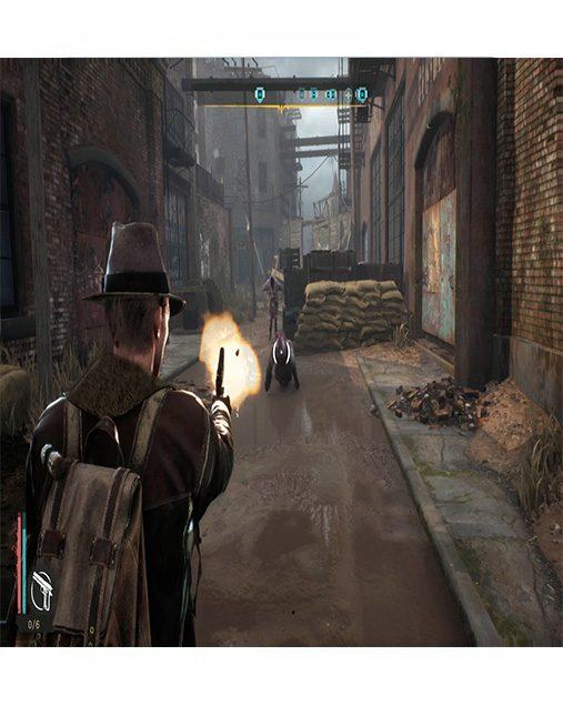 تصویر بازی The Sinking City برای Ps4 - کارکرده 02