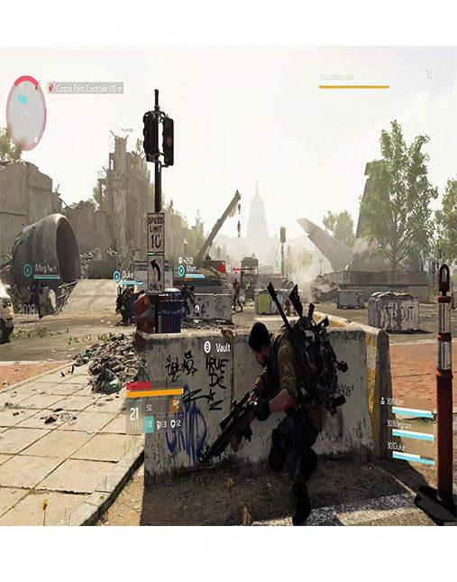 تصویر بازی Tom Clancy's The Division 2 برای Ps4 - کارکرده 02