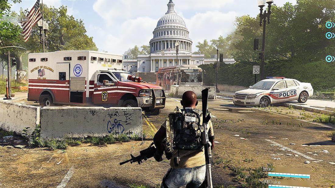 تصویر بازی Tom Clancy's The Division 2 برای Xbox One 02