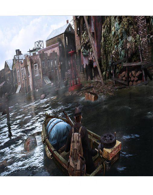 تصویر بازی The Sinking City برای Ps4 - کارکرده 03