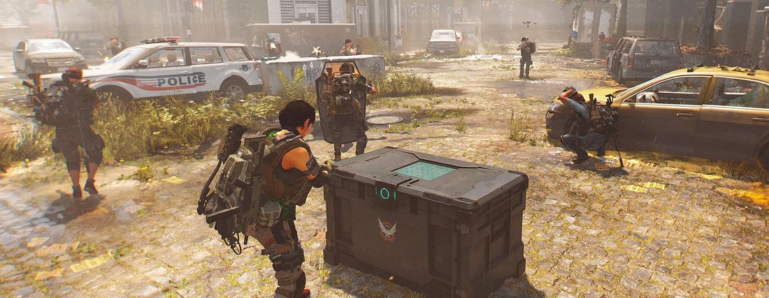 تصویر بازی Tom Clancy's The Division 2 برای Xbox One 03