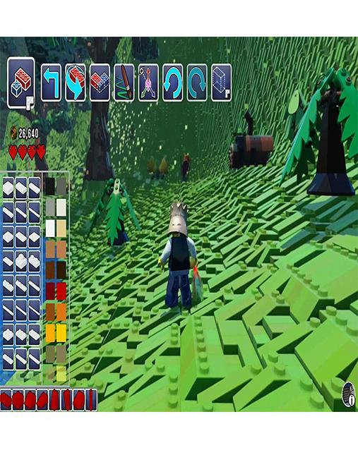 تصویر بازی Lego Worlds برای Ps4 03
