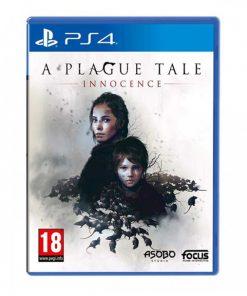 خرید بازی دست دوم و کارکرده A Plague Tale Ps4