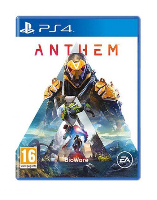 خرید بازی دست دوم و کارکرده Anthem Ps4