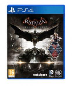 خرید بازی دست دوم و کارکرده Batman Arkham Knight PS4