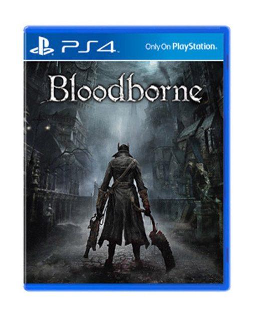 خرید بازی دست دوم و کارکرده Bloodborne Ps4