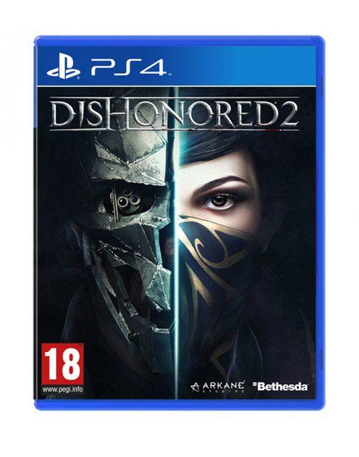خرید بازی دست دوم و کارکرده Dishonored 2 Ps4