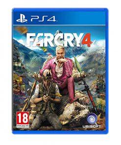 خرید بازی دست دوم و کارکرده Far Cry 4 Ps4