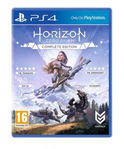 خرید بازی دست دوم و کارکرده Horizon Zero Dawn Complete Edition Ps4