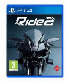 خرید بازی دست دوم و کارکرده Ride 2 Ps4