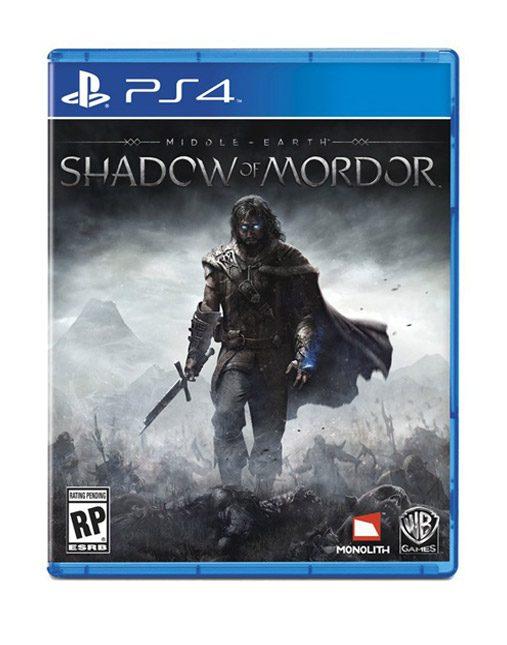خرید بازی دست دوم و کارکرده Shadow Of Mordor Ps4