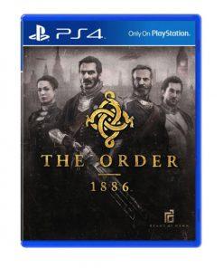 خرید بازی دست دوم و کارکرده The Order 1886 Ps4
