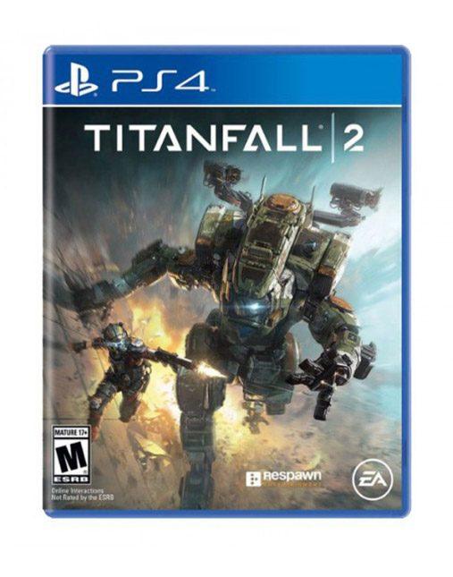 خرید بازی دست دوم و کارکرده Titanfall 2 Ps4