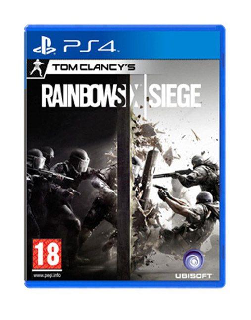 خرید بازی دست دوم و کارکرده Tom Clancy's Rainbow Six Siege Ps4