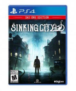 خرید بازی دست دوم کارکرده Sinking City Ps4