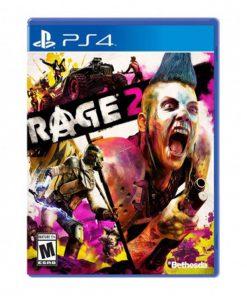 خرید بازی کارکرده و دست دوم Rage 2 برای Ps4